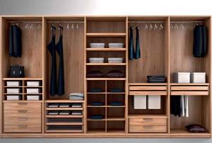 Tủ quần áo gỗ MDF - VT7